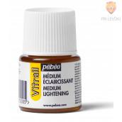 Vitrail posvetlitveni medij barv za steklo, 45 ml