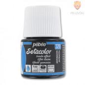 Prekrivna barva za tekstil z učinkom semiša Setacolor, 45 ml