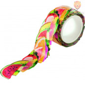 Washi nalepke Tropical 200 kos