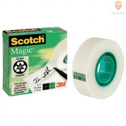 Lepilni trak Scotch Magic 19mmX33m