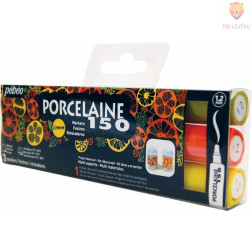 Set flomastrov Porcelaine 150 Lemon 3 kosi