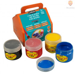 Set tempera barv PRIMACOLOR mala hiša 4x40ml