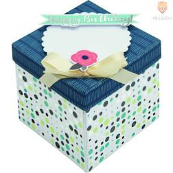 Set za izdelavo Škatlice presenečenja-Explosion Box Party