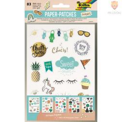 Kartonasti izrezki Paper-patches Nobles 83 delni
