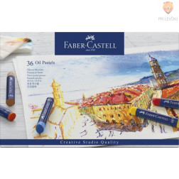 Oljni pasteli STUDIO Faber-Castell 36 kosov