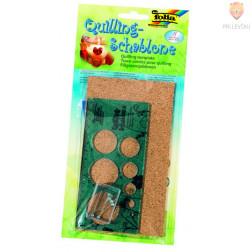 Šablone za quilling set 8-delni