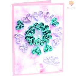 Quilling set Pastell 290-delni