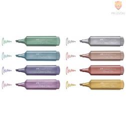 Set označevalcev teksta Highlighter TL 46 Metalik 8 kosov