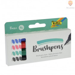 Brushpens set Basic 4 kosi
