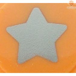 Luknjač mali 15mm Zvezda pravilna