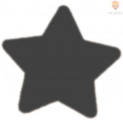Luknjač mali 15mm Zvezda