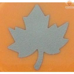 Luknjač mali 15mm Javorjev list