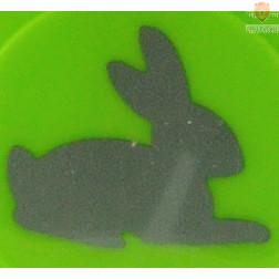 Luknjač srednji 25mm Zajec