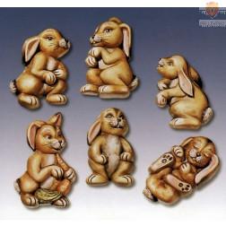 Kalup Zajčki 1 kos