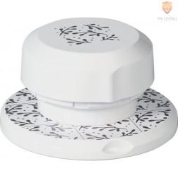Flexi magnetni luknjač za papir Omela premera cca 4 cm