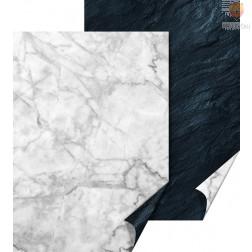 Karton z naravnimi motivi Skrilavec in marmor 50x70cm 300g/m2 1 kos