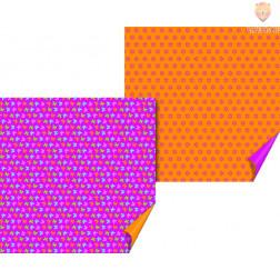 Origami papir Metulj obojestranski 15x15 cm 40 listov