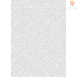 Transparentni papir z vzorcem vejic 50x70cm 1 pola