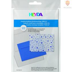 Šablona za izdelavo kuverte