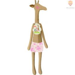 Živalica iz tekstila Žirafa