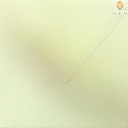 Kuverta barvna metalna 14x14cm 1 kos