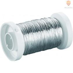 Žica srebrne barve 0,6mmx15m