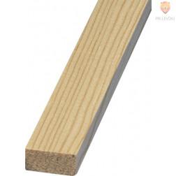 Lesena palica 5mmx10mmx1m 1 kos