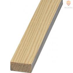 Lesena palica 10mmx20mmx1m 1 kos