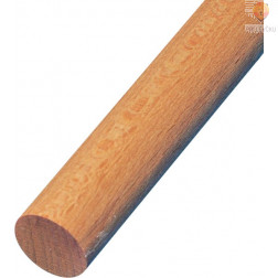 Lesena palica 15mmx1m 1 kos