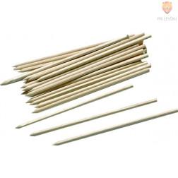 Lesene palčke 20cm 25 kosov