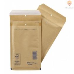 Oblazinjena kuverta B št.2 120x215mm 1 kos