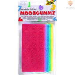 Moos gumi številke 150 kosov