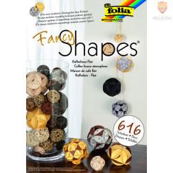 Set Fancy Shapes Coffee House 616-delni