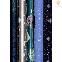 Zavijalni papir novoletni II 70 x 150 cm