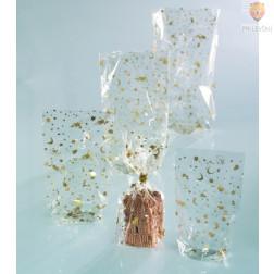 Celofan vrečke s potiskom 115 x 190 mm 10 kosov