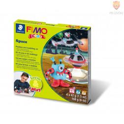 Set polimerne mase Fimo Kids Space Moster