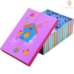 Kartonske darilne škatle s celoletnimi motivi 6 kosov