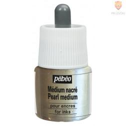 Biserni medij za akrilni tuš Medium Pearl Ink, 45 ml
