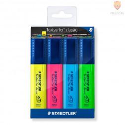 Marker označevalec teksta 4 barve Textsurfer Staedtler