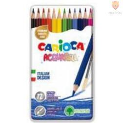 Akvarelne barvice Acquarell 12 kosov