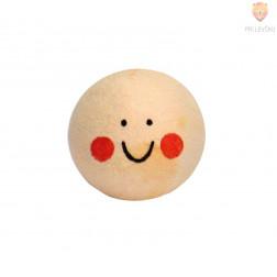 Vatne kroglice z obrazom kožne barve 3cm 25 kosov