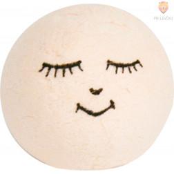 Vatne kroglice s spečim obrazom kožne barve 2,5cm 3 kosi