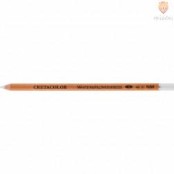 Bela kreda v svinčniku 1 kos