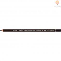 Oljni svinčnik Sepia temna 1 kos