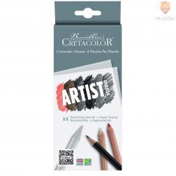 Skicirni set Artist Studio 11 kosov
