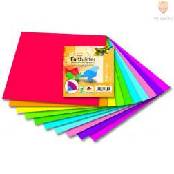 Origami papir Duo 80g/m2 10x10cm 50 kosov