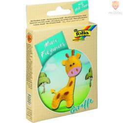 Mini filc set za šivanje Žirafa