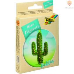 Mini filc set za šivanje Kaktus