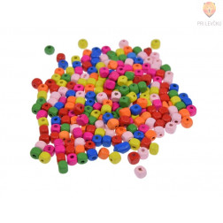 Perle lesene kocke 6x6mm 30 g