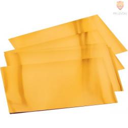 Folija za vtiskovanje zlate barve 30 kosov